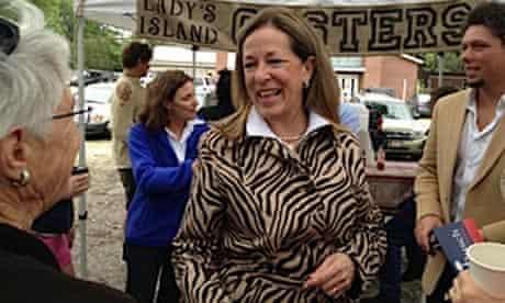Elizabeth Colbert Busch campaigns in South Carolina