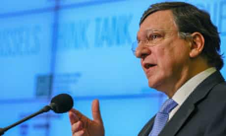 European Commission president, José Manuel Barroso