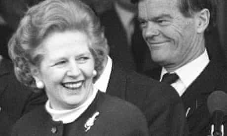Margaret Thatcher biography Charles Moore digested read