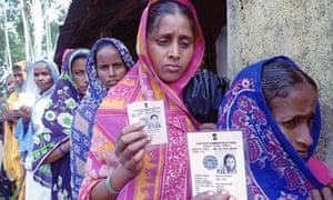 IDENTITY CARDS VOTE