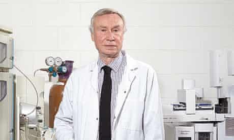 Toxicologist John Ramsey