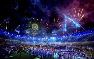 Smart Cities Gallery 1: Smart Cities: 2012 London Paralympics - Closing Ceremony