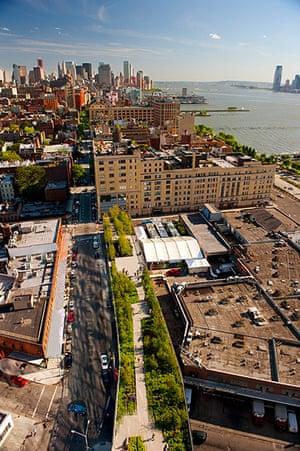 Smart Cities Gallery 1: Smart Cities: The High Line