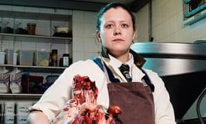 Charlotte Harbottle, butcher