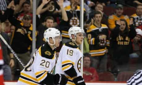 Boston Bruins' Tyler Seguin