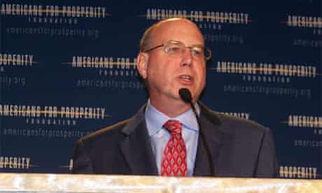 Art Pope, conservative activist and donor