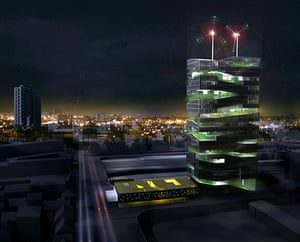 Smart Cities Gallery 1: Smart Cities: Concept for Vertical Farms - Jul 2008