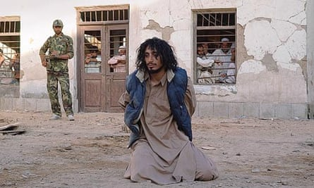 Riz Ahmed in The Road To Guantanamo