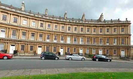 Jim McCormick's property in Bath
