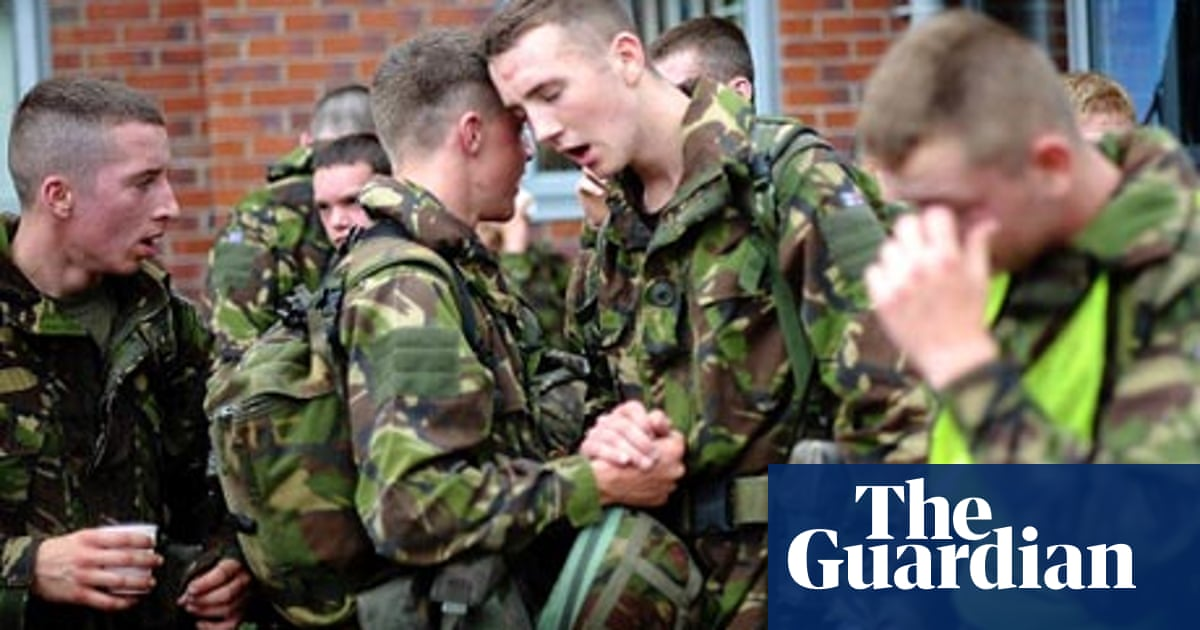 Why Do The British Armed Forces Still Allow 16 Year Olds To Enlist