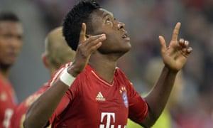 Jerome Boateng celebrates