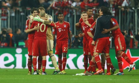 Bayern Munich 4 0 Barcelona As It Happened Champions League The Guardian