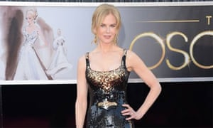 Nicole Kidman at the Oscars, 2013