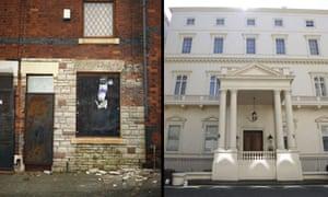 Cobridge and Carlton House Terrace