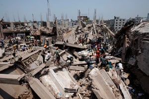 Building collapse: Bangladesh building collapse