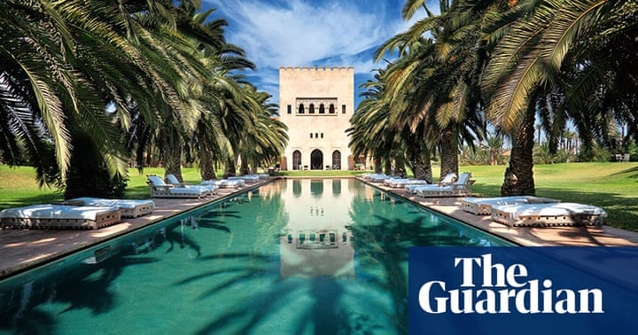 The Gardens of Marrakech – in pictures | Travel | The Guardian