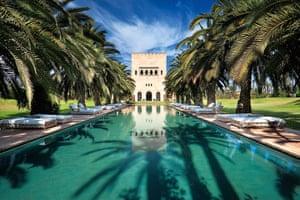 Marrakech gardens: Ksar Char-Bagh