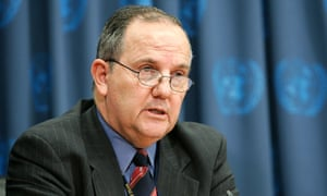 """Juan Mendez, the UN special rapporteur on torture, expressed his """"deep disappointment"""" over Bahrain's decision to cancel his visit to the kingdom."""