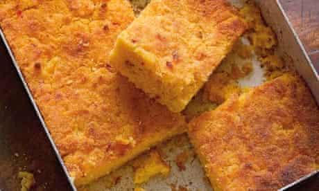 HughFearnley-Whittingstall's chilli cheese cornbread