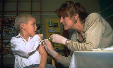 Vaccination campaign launches with hope of halting measles outbreak