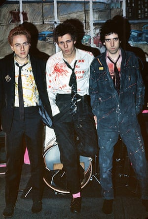 Punk Photos: Punk Photos The Clash