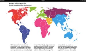 Facts are Sacred: world map