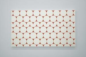 exhibitionist2704: François Morellet, Tapa: Barkcloth Paintings