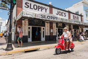 Key West City Guide: Key West Sloppy Joe's Bar