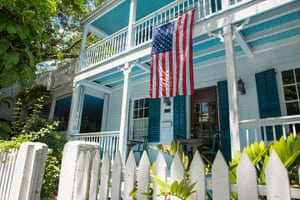 Key West City Guide: Conch house in Key West