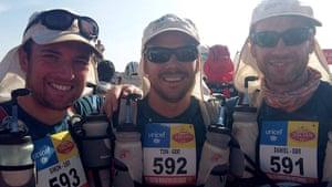 Marathon des Sables: Finishers