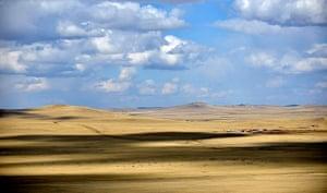 Week in wildlife: China Inner Mongolia-ulgai-scenery