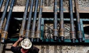 Shale gas wells