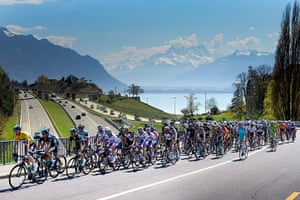 best of the week: Christopher Froome on the Tour de Romandie