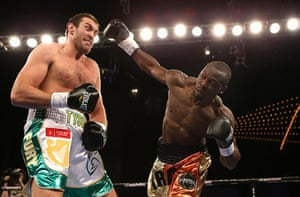 best of the week: Tyson Fury and Steve Cunningham in a IBF Heavyweight Title Eliminator