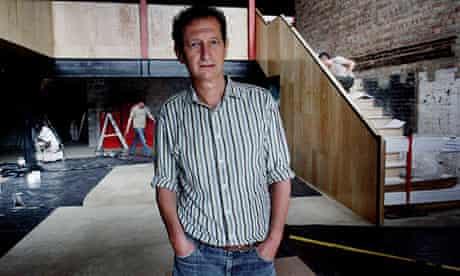 David Lan, artistic director at the Young Vic theatre