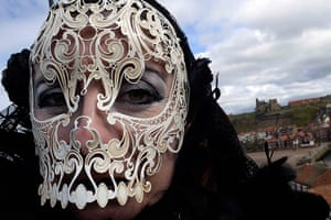 whitby goth festival: The festival attracted thousands of people over the weekend