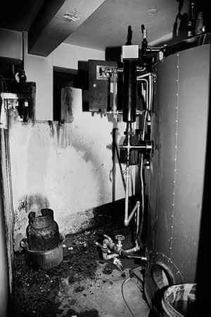 Bangladesh Factories: Boiler room