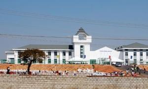 lusaka general hospital