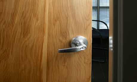 Open Office Door