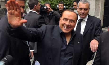 Berlusconi wave
