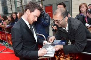 LOA2: James McAvoy, who was nominated for best actor for playing the Scottish kin