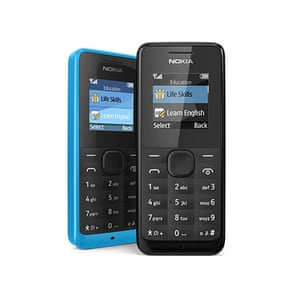 Mobile 40th: Nokia 1200