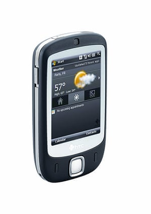 Mobile 40th: HTC Touch