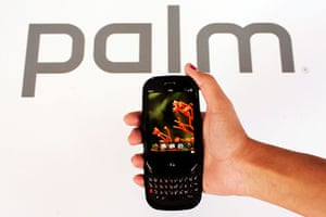 Mobile 40th: Palm Pre