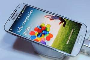 Mobile 40th: Samsung Galaxy S4