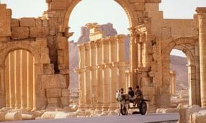 Palmyra, Syria, in 2006.