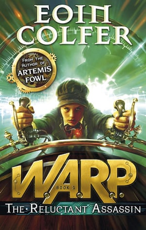 Children's books: WARP: The Reluctant Assassin by Eoin Colfer