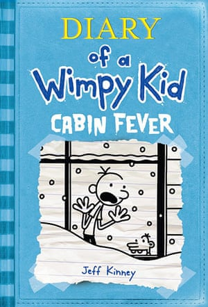 Children's books: Diary of a Wimpy Kid: Cabin Fever