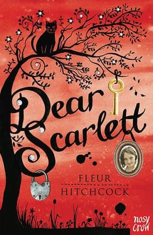 Children's books: Dear Scarlett by Fleur Hitchcock