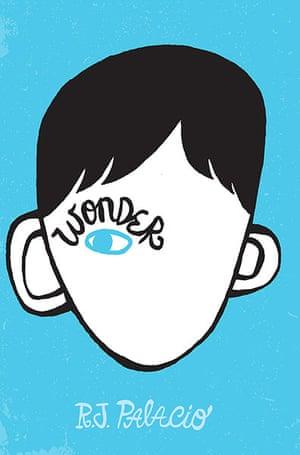 Children's books: Wonder by RJ Palacio